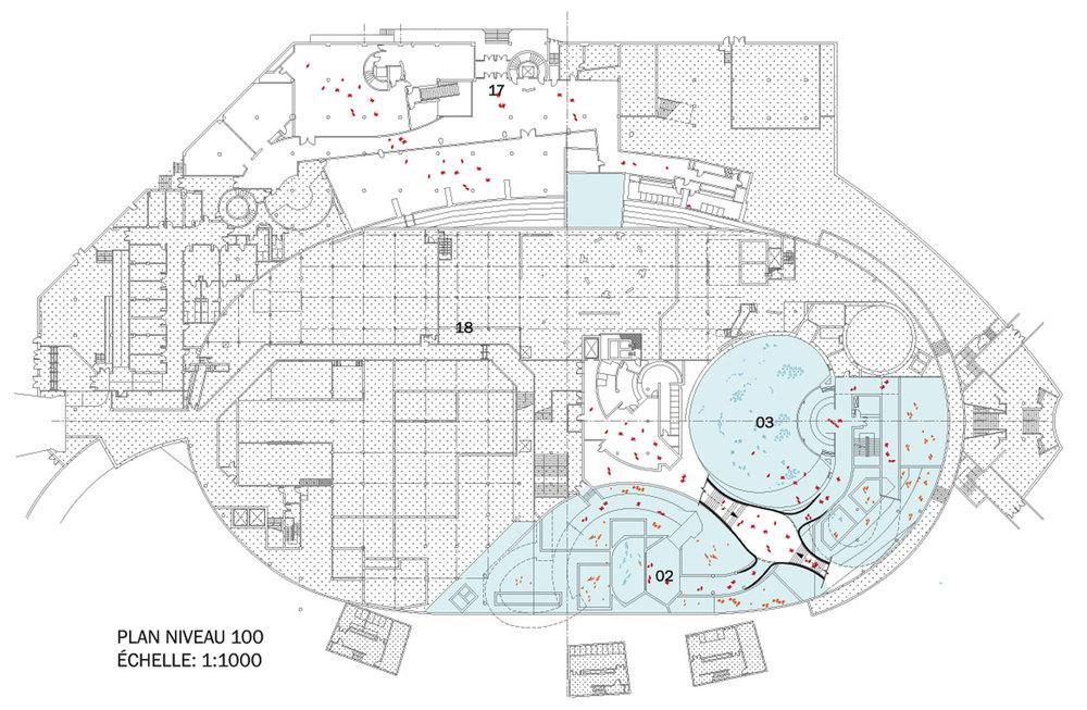 Image par AZPML, KANVA architecture et NEUF architect(e)s, fournie par la Ville de Montréal.