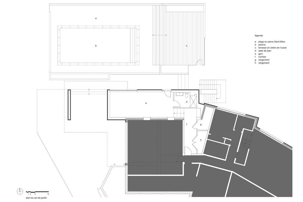 Image parThellend Fortin Architectes, fournie par v2com.