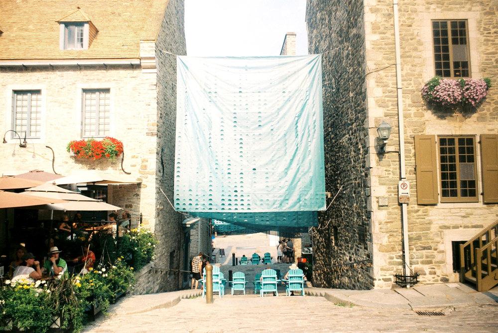 Photo par Dominique Morin-Robitaille, fournie par le collectif de la Fourchette.