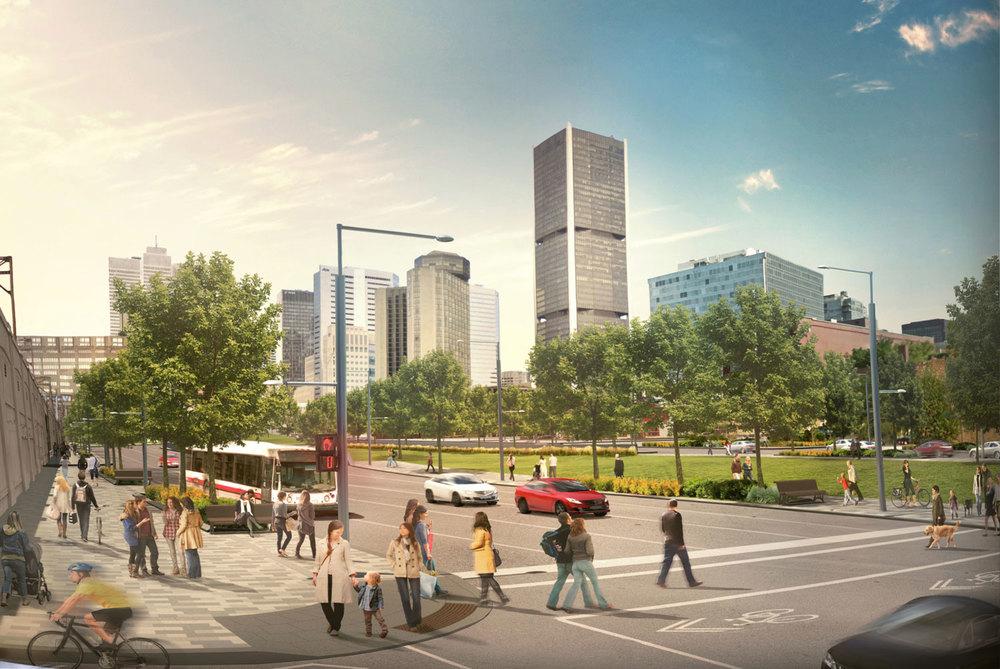 Image par la Ville de Montréal, fournie par la Ville de Montréal.