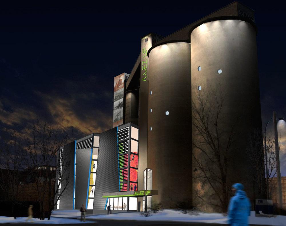 Image par Smith Vigeant architectes  , fournie par v2com.