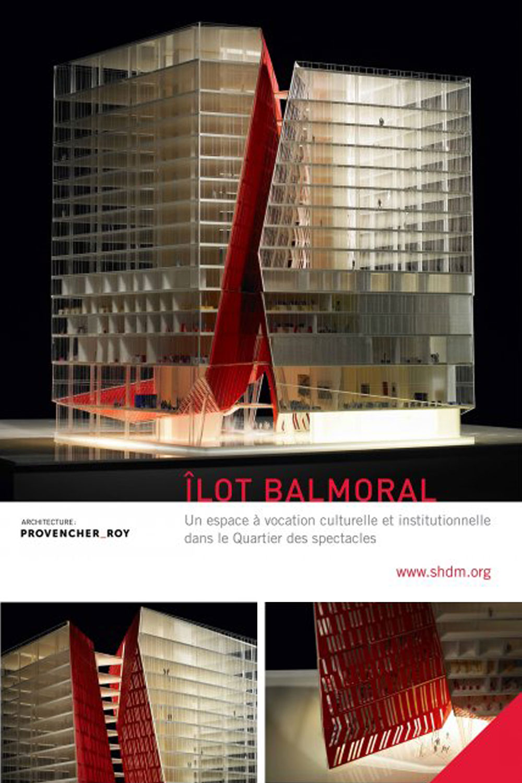 Image : Provencher Roy + associés architectes. Source : SHDM.