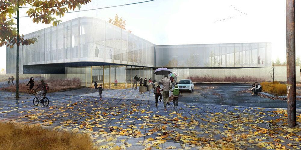 Image : Chevalier Morales architectes et DMA architectes. Source : Chevalier Morales architectes.