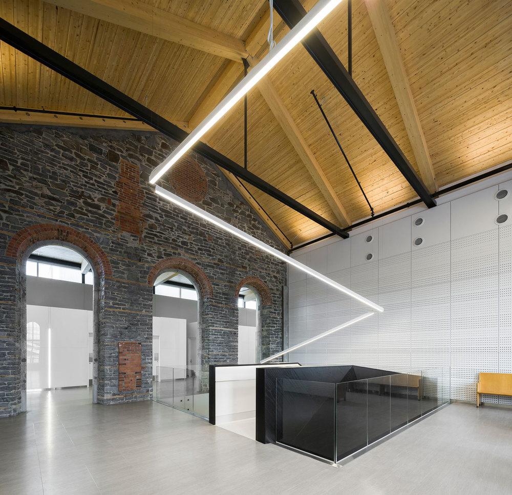 Photo : Stéphane Groleau. Source : CCM2 architectes.