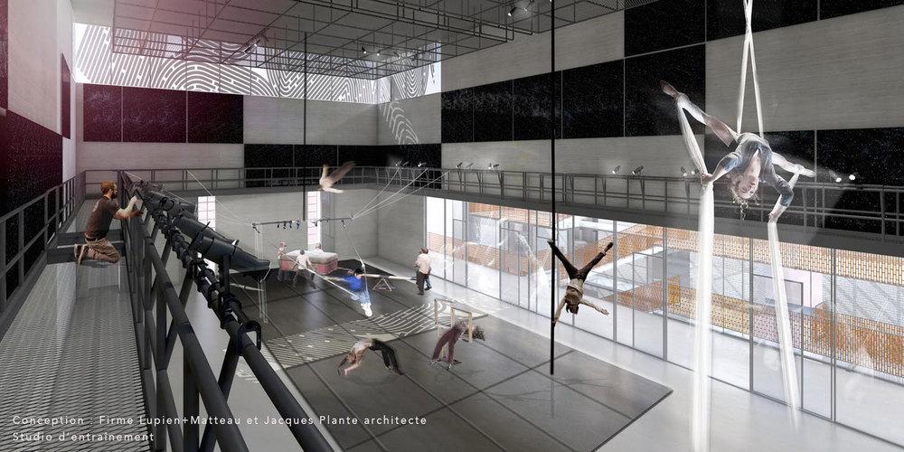 Image : Lupien+Matteau et l'Architecte Jacques Plante. Source : Les 7 doigts de la main.