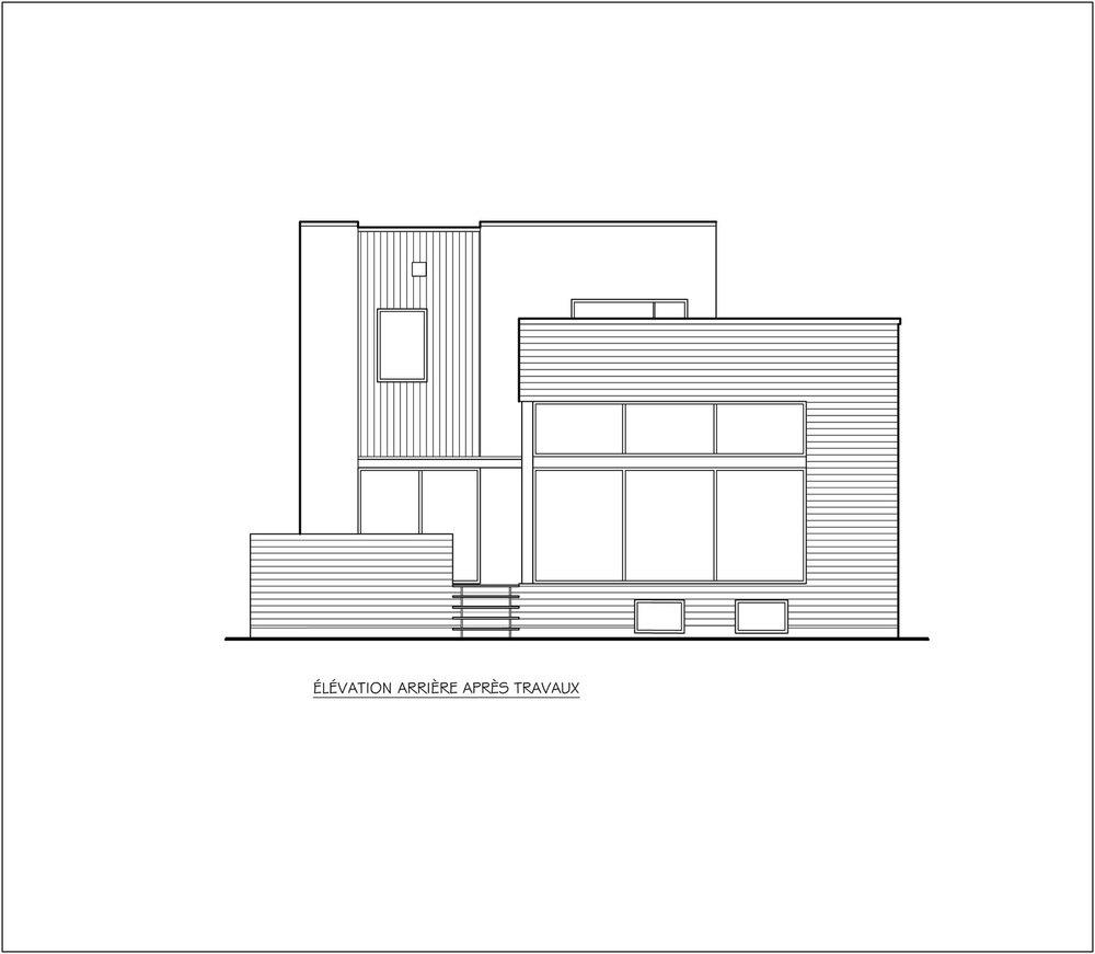 Image : Anik Péloquin architecte. Source : v2com.