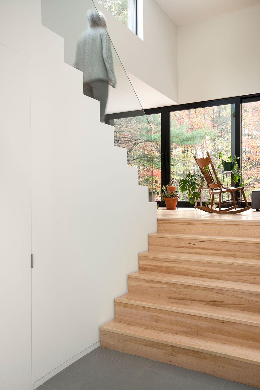 Vestibule et escalier