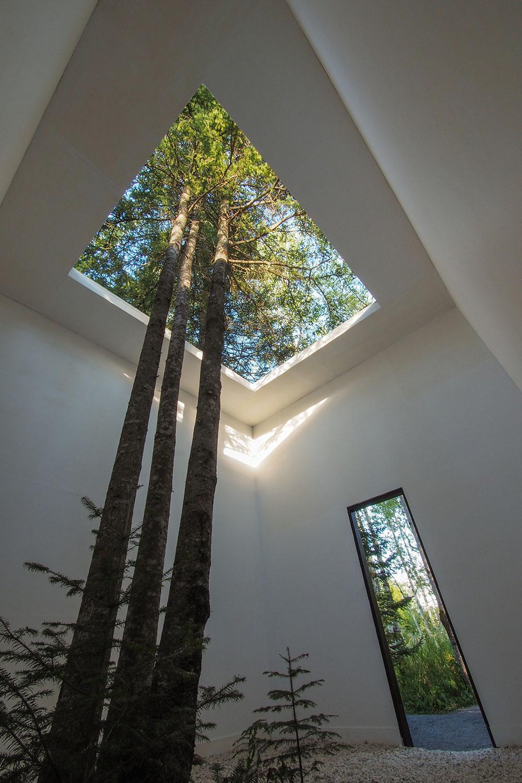 Photo : Louise Tanguay. Source : Jardins de Métis / v2com.