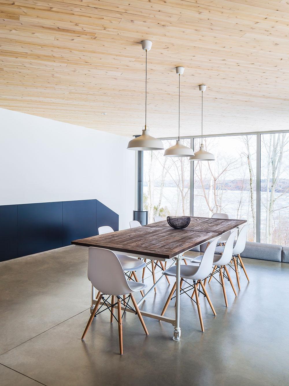 Photo : Ulysse Lemerise Bouchard. Source : MU Architecture / v2com.