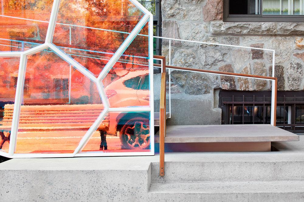 Photo : Adrien Williams. Source : Architecture Open Form.