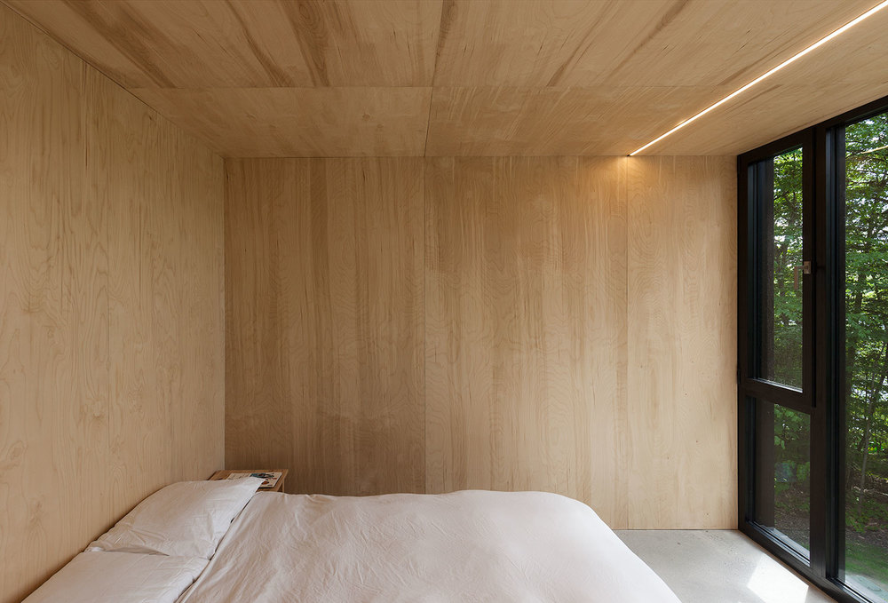 Photo : Maxime Brouillet. Source : Jean Verville architecte / v2com.