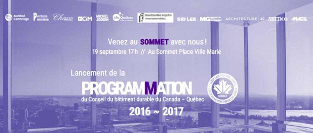 Image : Conseil du bâtiment durable du Canada - Québec.