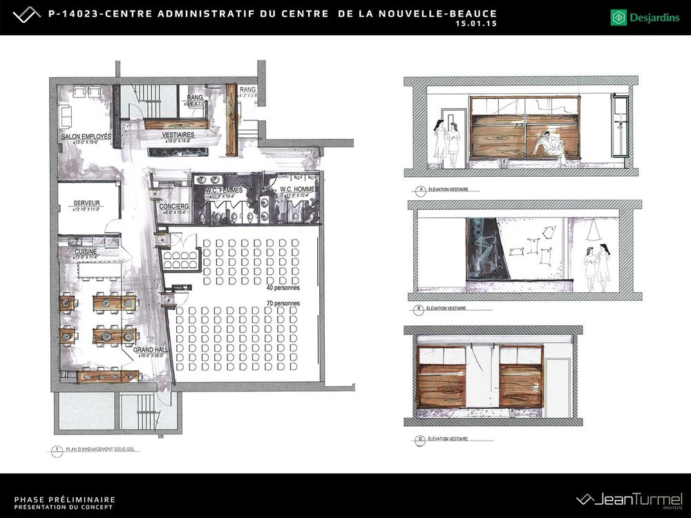 Image : Jean Turmel Architecte. Source : Jean Turmel Architecte.