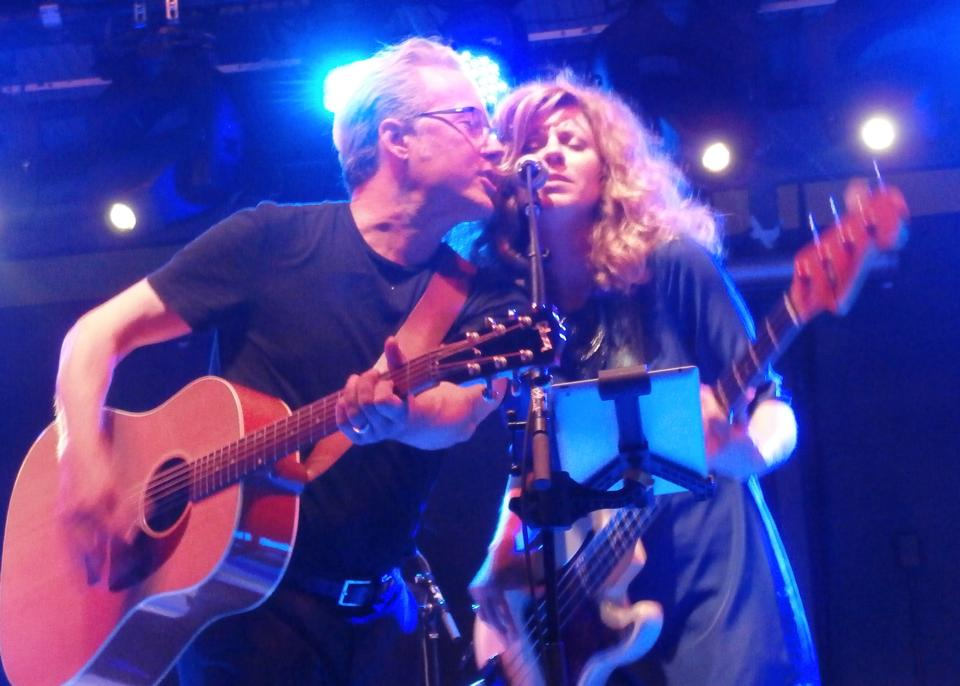 With Radney Foster