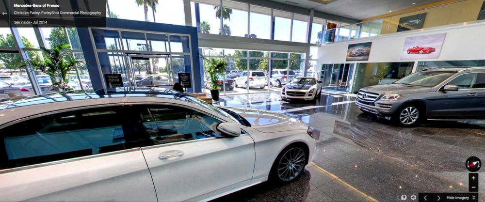 Mercedes-Benz of Fresno