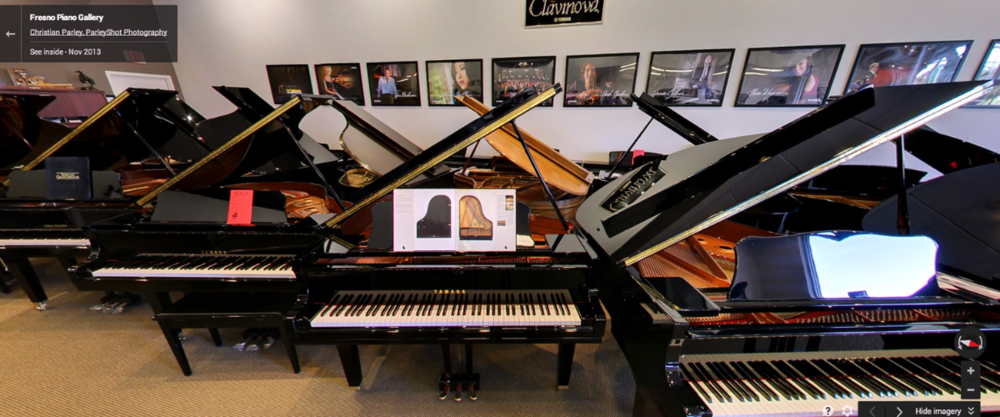 Fresno Piano Gallery