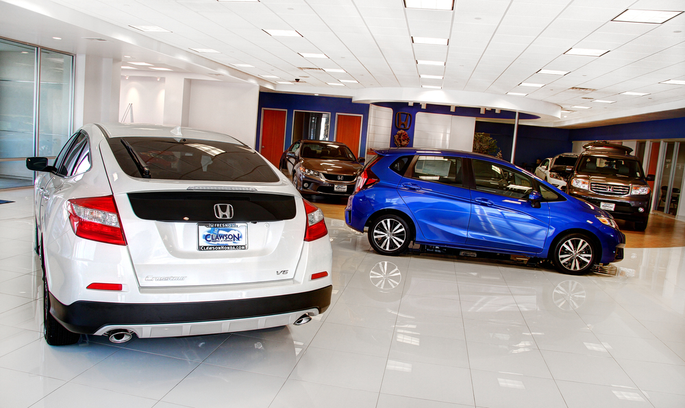 Commercial photography christian parley commercial for Clawson honda service