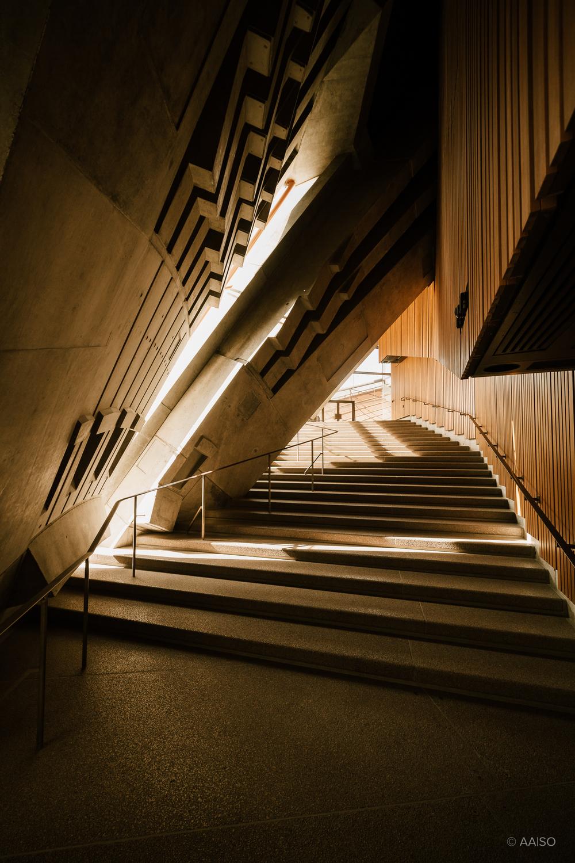 Hallway, Sydney Opera House