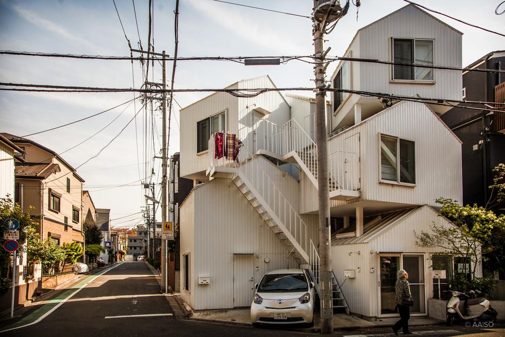 Great Sou Fujimoto   Tokyo Apartments Idea