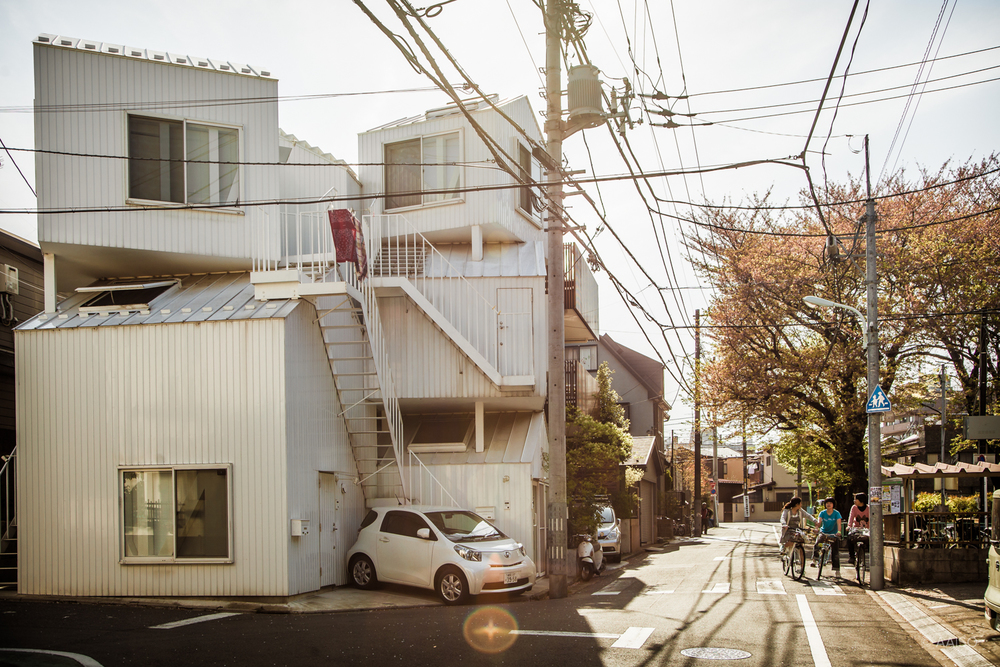 Captivating Sou Fujimoto   Tokyo Apartments Great Ideas