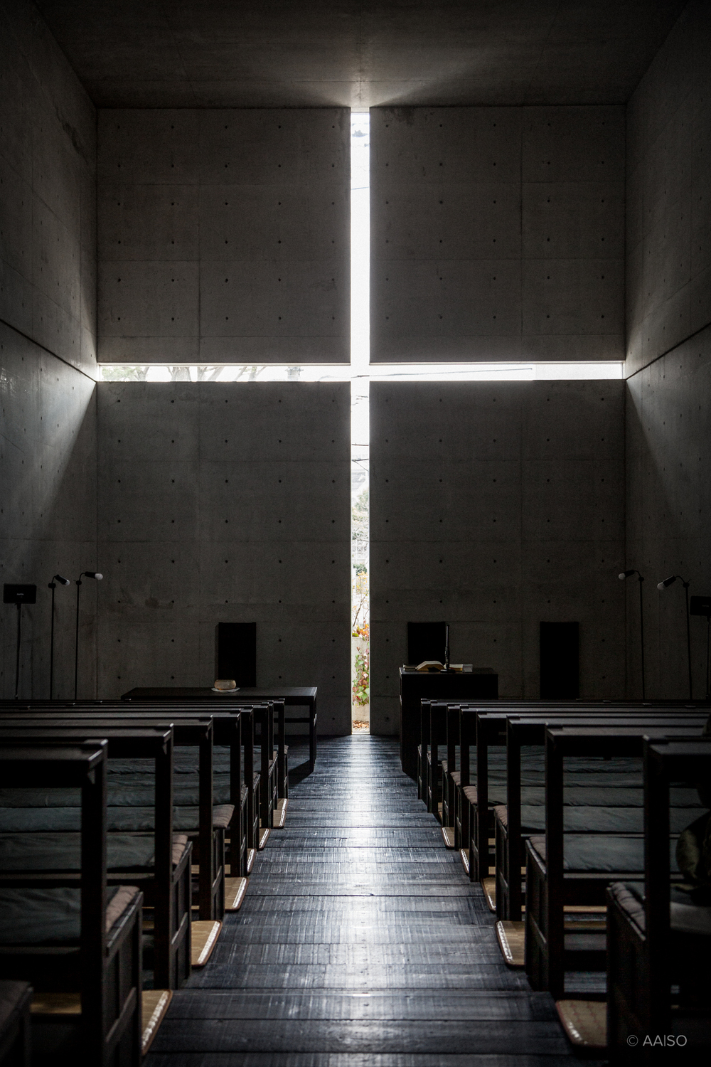 Church of the Light, Osaka, Tadao Ando