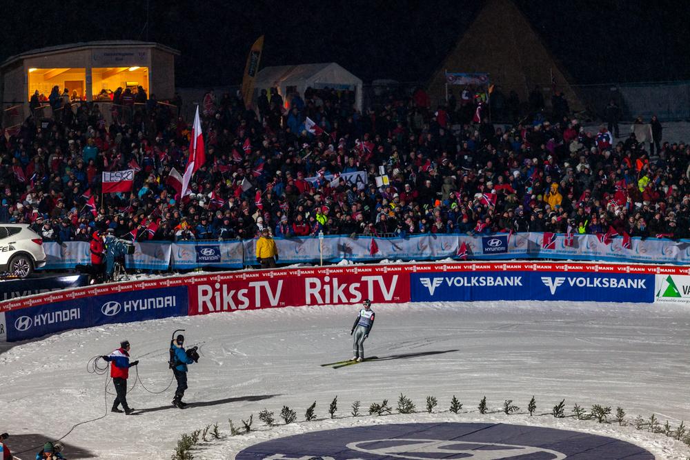 Ski Flying World Cup, Vikersund'13