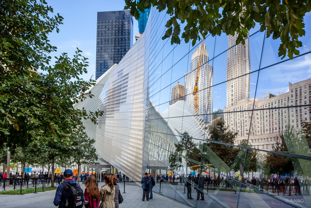 Snøhetta | 9/11 Memorial Pavillion