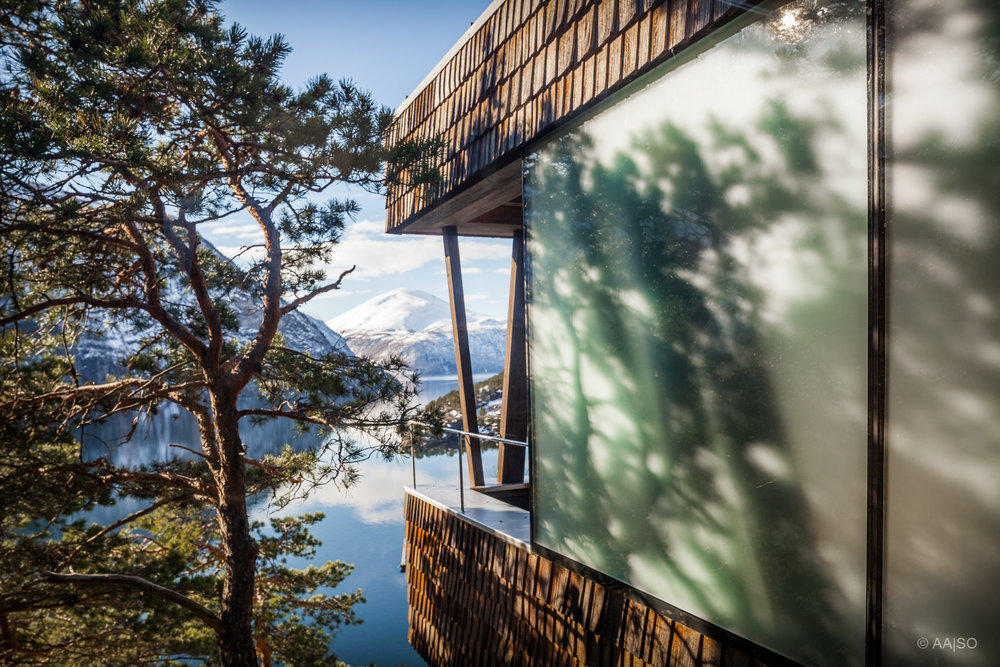 Summer house in Storfjord - Jensen & Skodvin