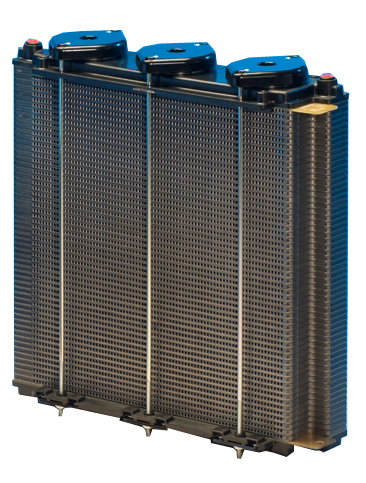 Ballard air- cooled fuel cell stack