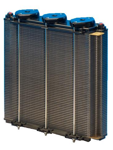 Ballard air-cooled fuel cell stack