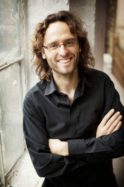 Dr Ben Todd Photo copyright Olivia Harris
