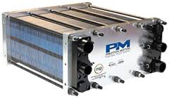 PM 400 stack