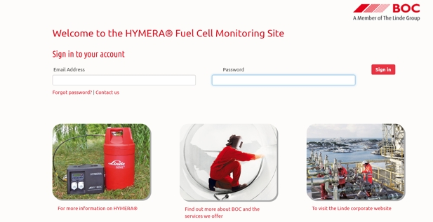 Hymera Website
