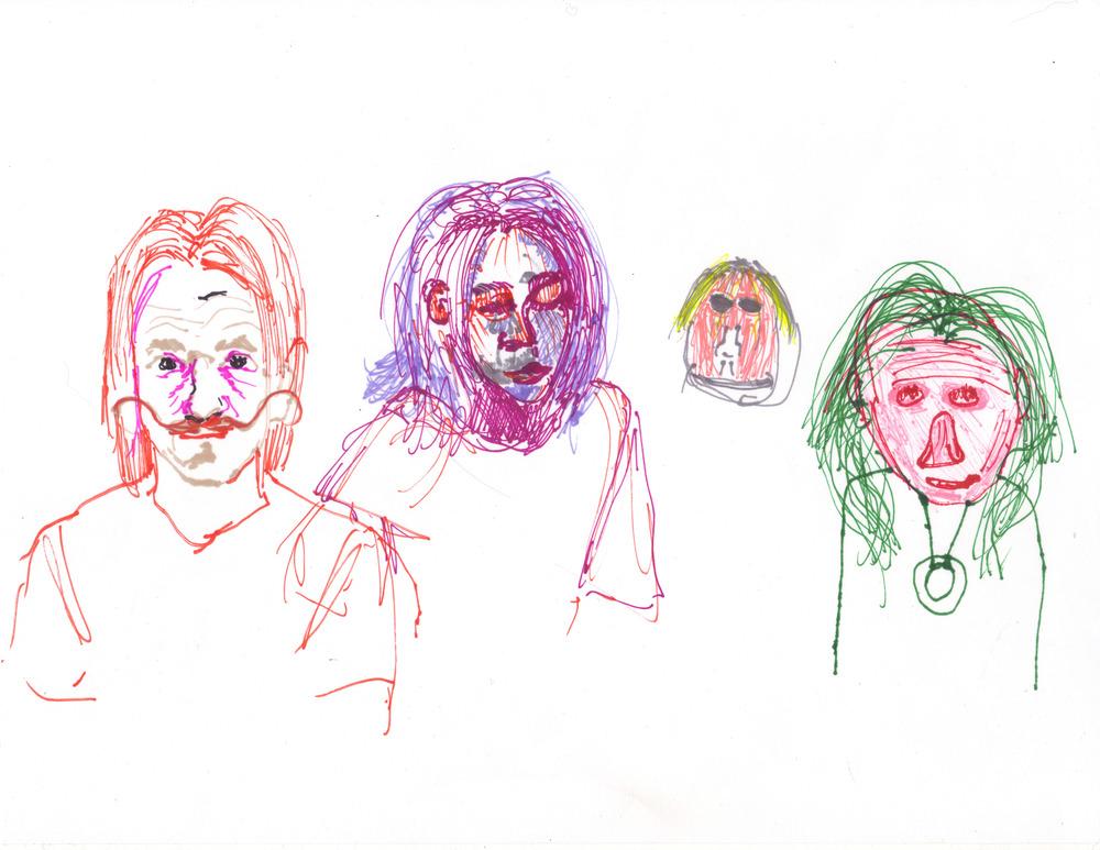 Portraits #1