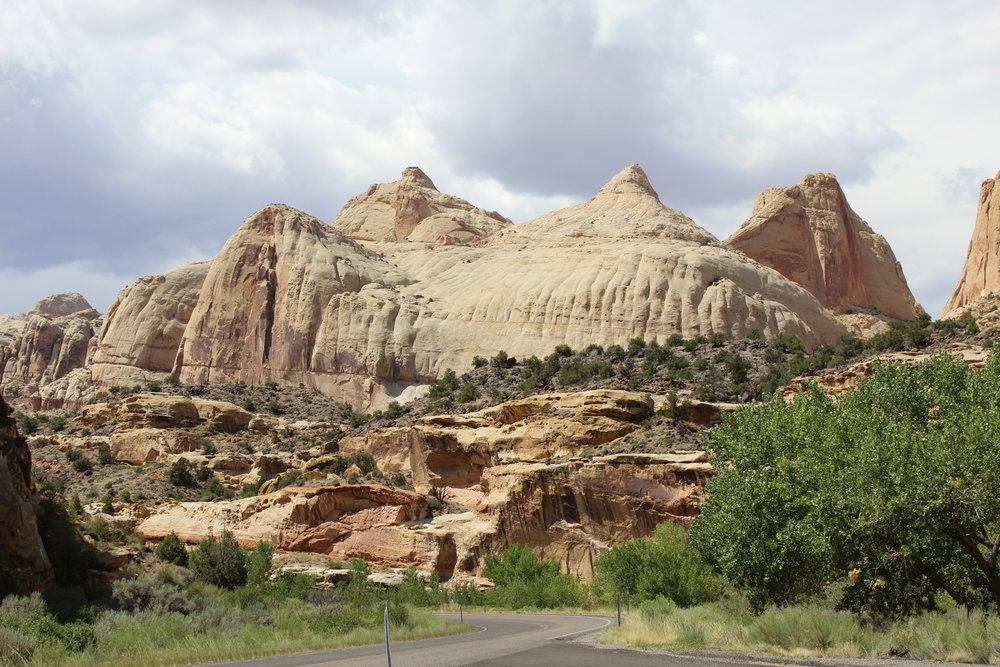 Navajo Dome, Capitol Reef NP