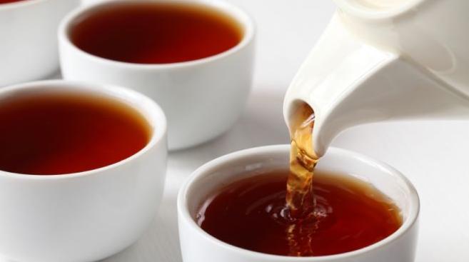 Soothe yourself with tea and soup this fall. Relax the senses.