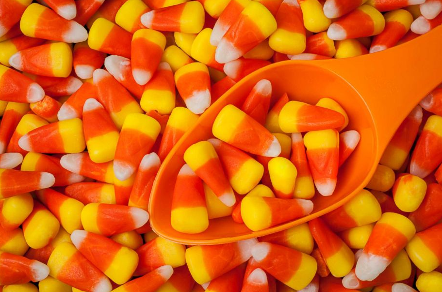Image c/o chron.com Not big on candy corn, but it's National Candy Corn Day, so showin' the love.