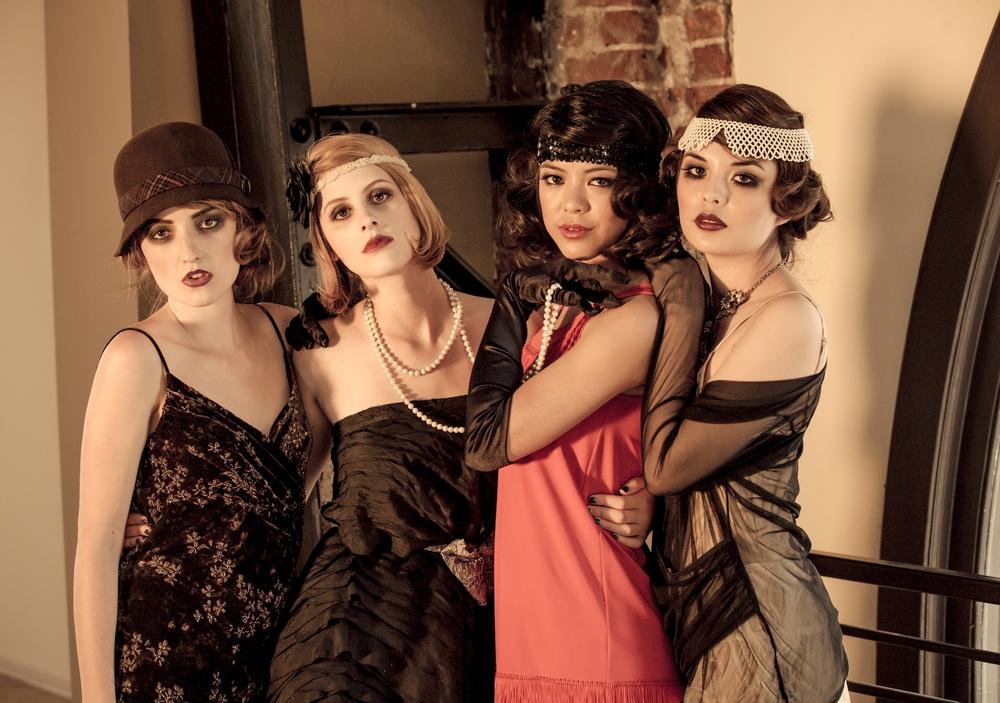 Image c/o dreamstime.com #flashergirls #girlsquad #halloweenlove