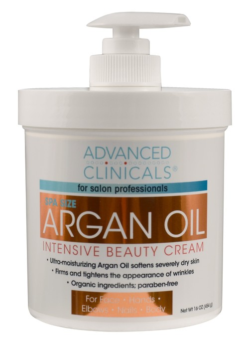 Argan Oil Spa Size Cream