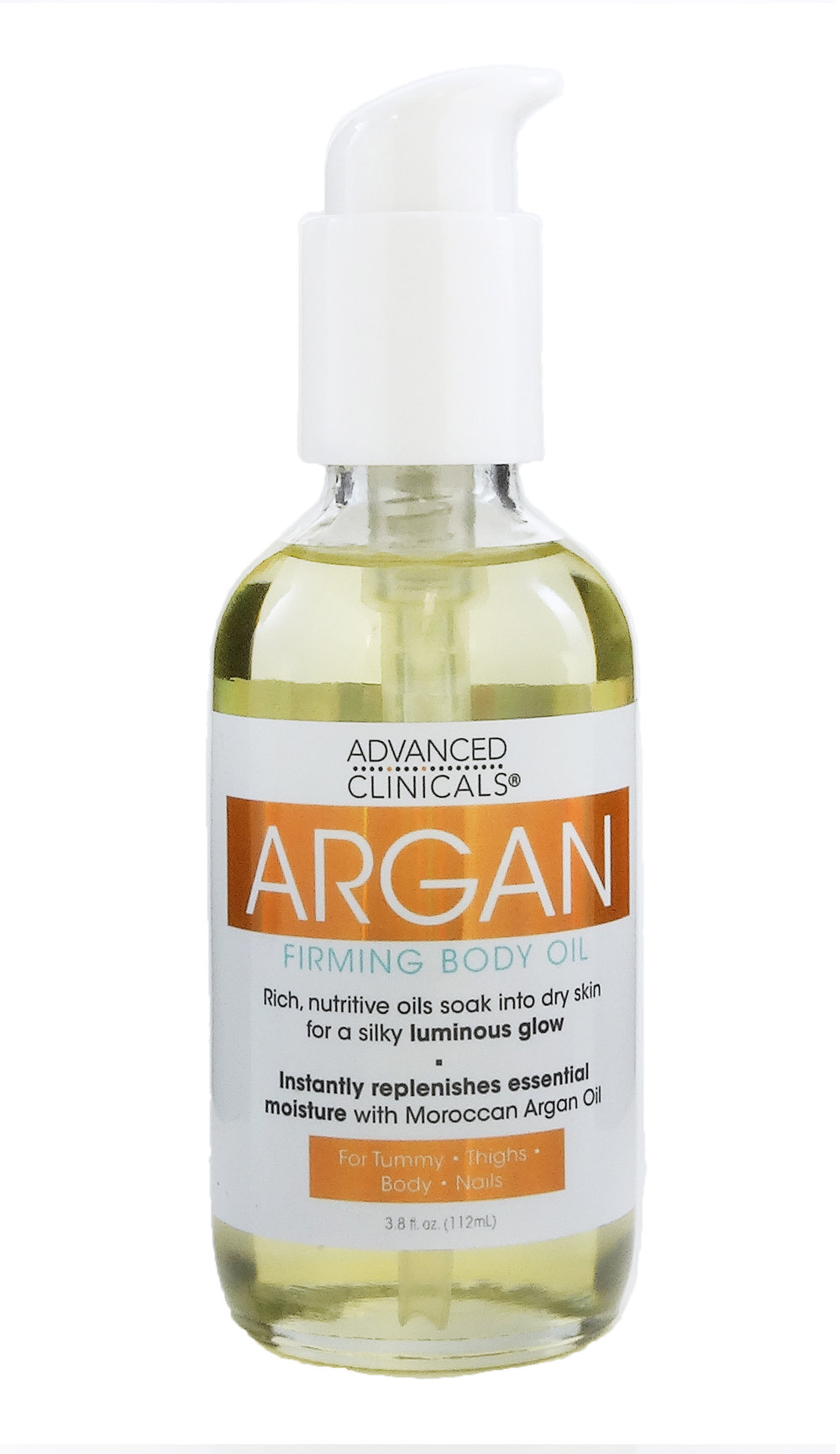 Argan Firming Body Oil