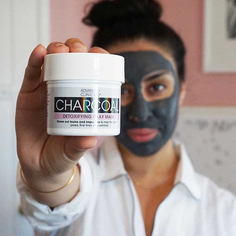 The Zoe Report - Stephanie Montes from The Zoe Report considers our Charcoal Detoxifying Mask as a Saturday morning ritual.