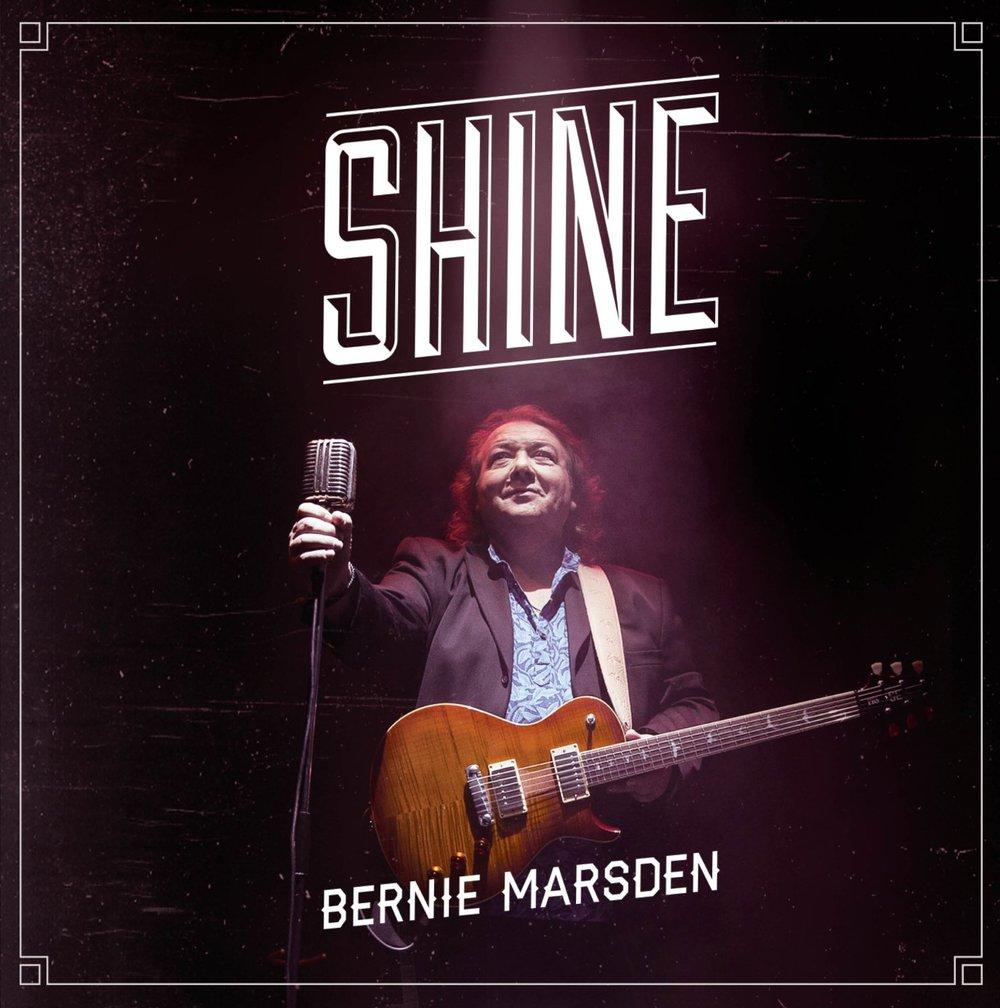 Bernie Marsden shine cover