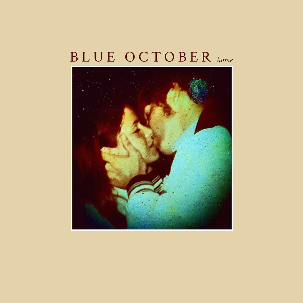 Blue October Home cover