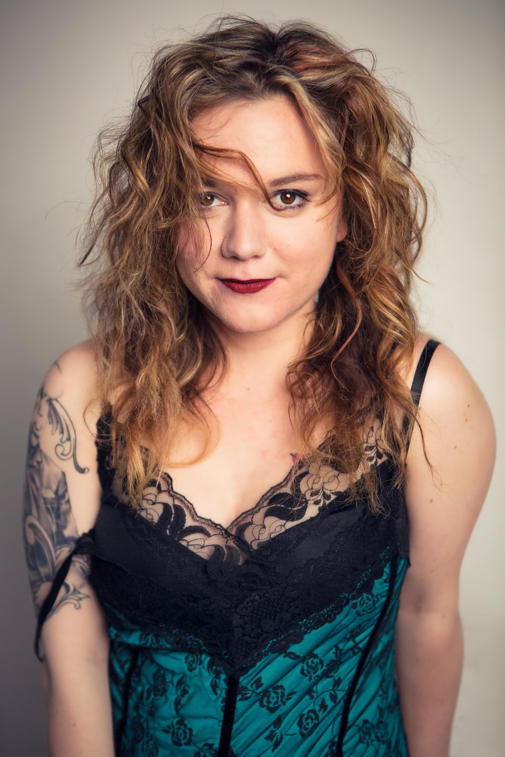 Lydia Loveless by David T Kindler / Some Girls Style.