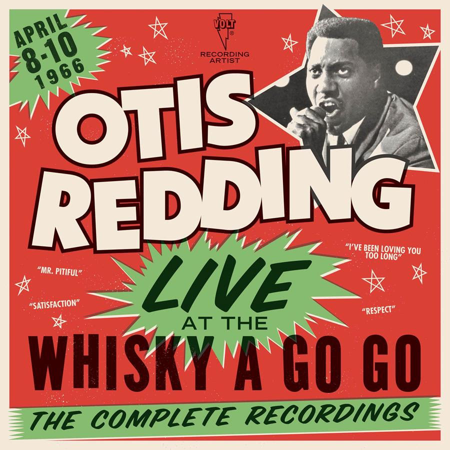Otis Redding Whisky 1966
