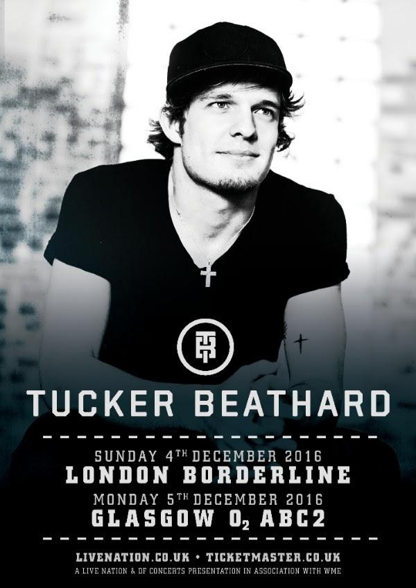 Tucker Beathard UK Tour