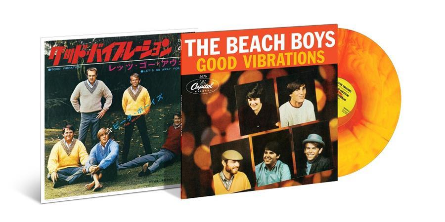 Beach Boys good vibrations vinyl