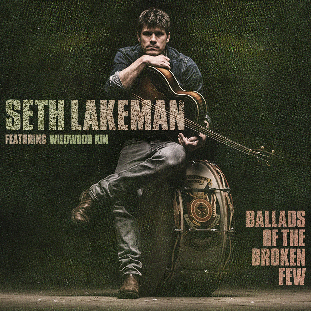 Seth Lakeman Ballads cover