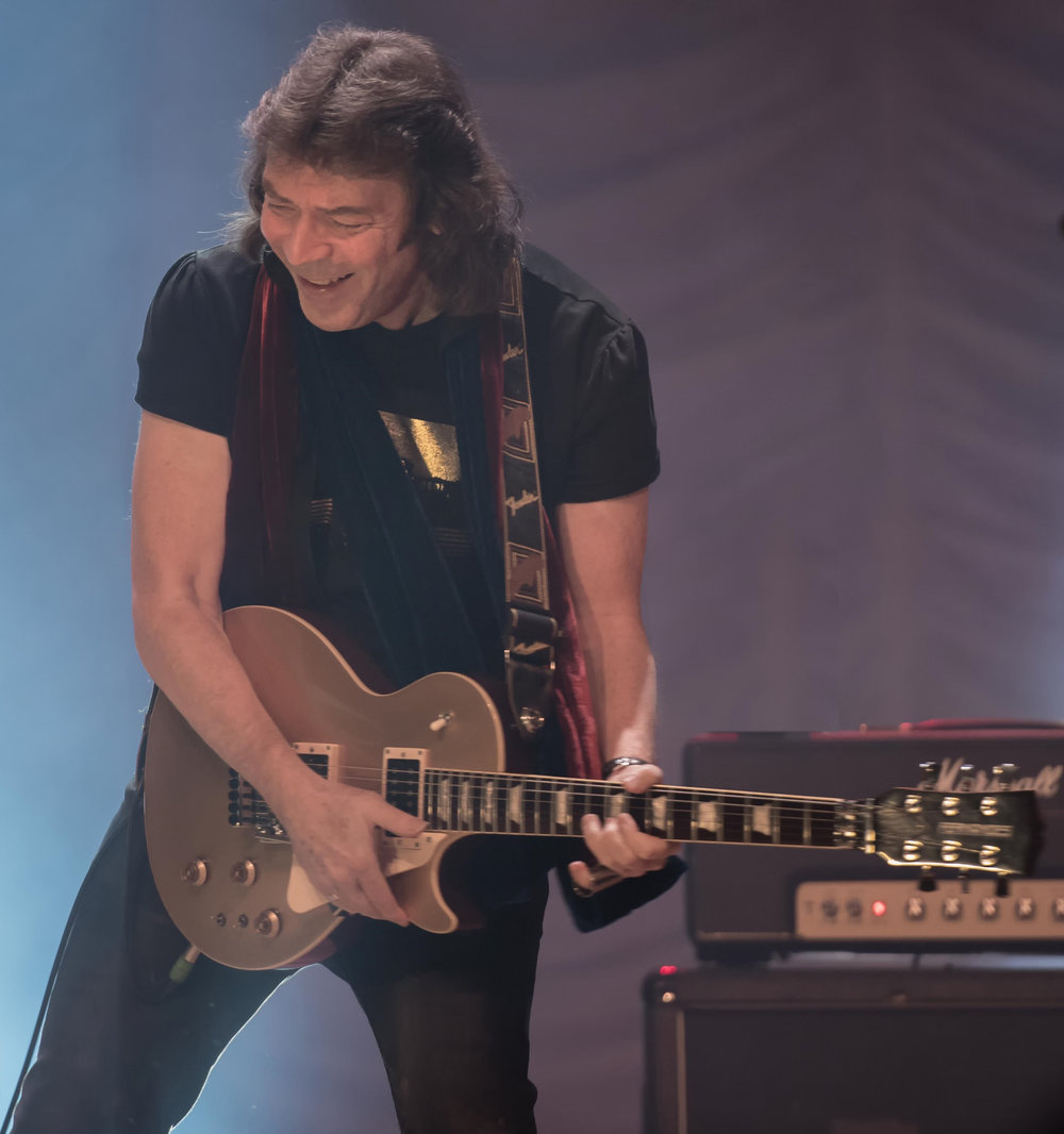 Steve Hackett pic by Cathy Poulton.