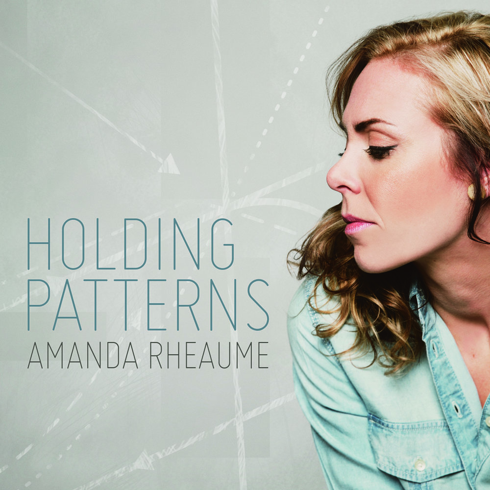 Amanda Rheaume Holding Patterns cover